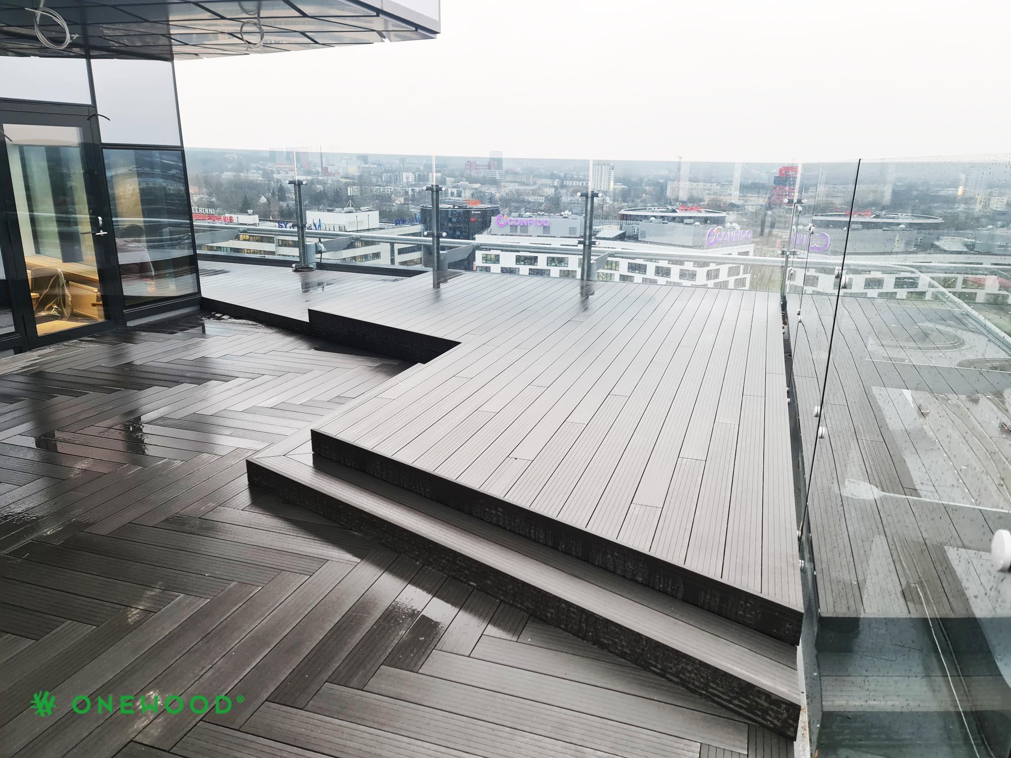 kompozito terasa